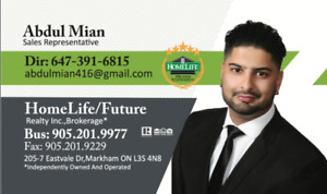 EXQUISITE HOMES FOR RENT IN MARKHAM/RICHMOND HILL-CALL ME TODAY