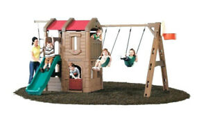 Double Slide Climber Playset Step 2 Fort Games Toys In Phoenix