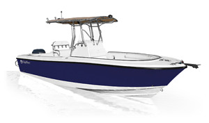 2017 Edgewater 228 Center Console