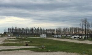 Fully Serviced RV Sites Fort McMurray