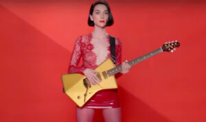 St. Vincent Tuesday July 31st @ 8:00pm @ Sony Centre