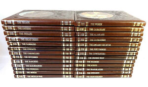 1970's Time Life Books ---THE OLD WEST (complete 26-book set) London Ontario image 2