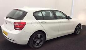 BMW 116 2.0TD 2012MY d Sport FROM £45 PER WEEK!