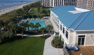 Doubletree Hilton Oceanfront, Myrtle Beach at 30 to 40% off