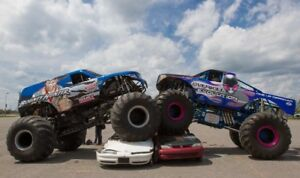 $ PAYING CASH $ FOR SCRAP CARS ---- AND WATCH IT GET CRUSHED!!!!
