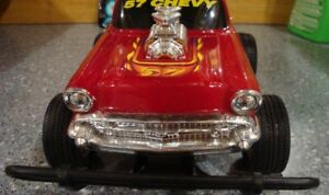 1957 Red Chevy Remote Control Car (New Bright)