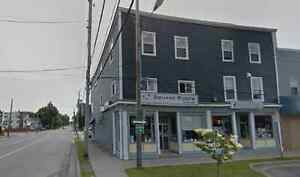 High traffic commercial space, downtown Truro
