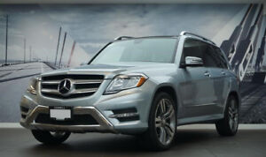 Beautiful, BC local, accident free 2013 Mercedes-Benz GLK350