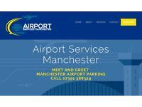 Manchester airport parking meet and greet