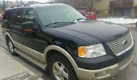 2006 Ford Expedition Eddie Bauer SUV, 8 seater