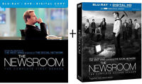 The Newsroom - Complete First and Second Seasons Blu-ray MINT