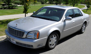 Luxury Cadillac Deville  W/LOW mileage!!