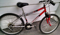 VELO SPORT Mountain bike, made in Canada - REDUCED