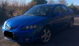 Mazda 3 sport petrol 04 plate new mot