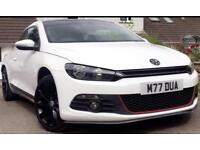 VOLKSWAGEN SCIROCCO 2.0 TDI GT+ FULL SERVICE HISTORY+ONLY 90,000 MILES