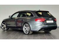 2015 Audi A4 RS4 AVANT FSI QUATTRO Auto Estate Petrol Automatic