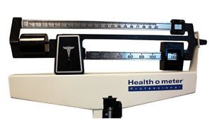 Superb Health o meter Physicians Scale  SEE VIDEO