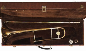 "Bach Stradivarius ""36"" Tenor Trombone Outfit"