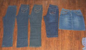Lot vêtements femme Large  XLarge (23 morceaux)
