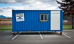 New 20ft Show Container