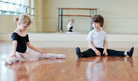 Ballet & contemporary dance instructor $ 90.00 3x45min sessions