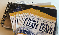 Leafs Aisle Golds: 10-Game Package