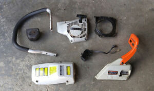 newer model Echo chainsaw parts for sale