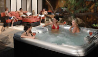 Quality Maax Spas and California Cooperage Hot Tubs