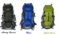 Neuf 50L sac à Montagne, Escalade,Camping, sac à Randonnée