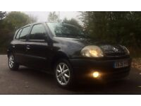 12 MONTHS MOT RENAULT CLIO 1.1 LE SPORT ONLY 83000 MILES VERY GOOD CONDITION