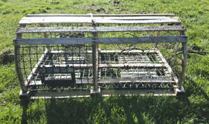 Wood Lobster Traps