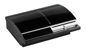 Sony Playstation 3 40GB Console & Blu-Ray Remote