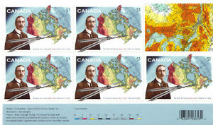 Canada Stamps - The Atals of Canada 1906-2006 51c West Island Greater Montréal image 1