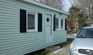 Small 2 bedroom mobile.  Heat/Pwr included