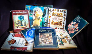 Reference Books For Antique and Vintage Collectors