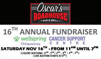 Live and Silent auctions in support of Wellspring Chinguacousy