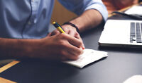 Editing & Proofreading Services - Halifax