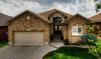 Open Concept Stonecroft Bungalow