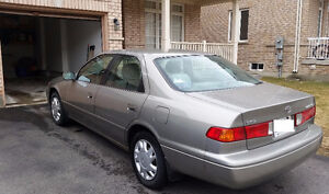 2000 Toyota Camry LE (as-is)