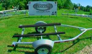 new 2017 BOAT TRAILER - holds 1300lbs - for PWC Fish & Runabouts Kingston Kingston Area image 8