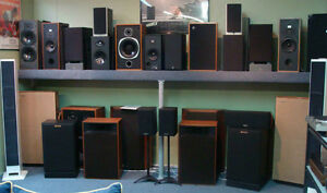 Vintage 48 years of Audio stereo collection up for sale