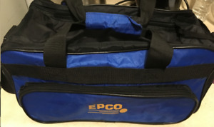 EPCO bowling bag - 5 PIN - black and blue $25 or best offer