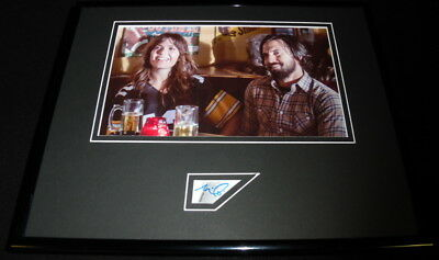 Milo Ventimiglia Signed Framed 11X14 Photo Display This Is Us W  Mandy Moore