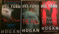 """""""The Strain"""" trilogy"""