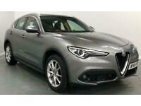 2018 Alfa Romeo Stelvio 2.2 D 210 Speciale 5dr Auto Estate Estate Diesel Automat