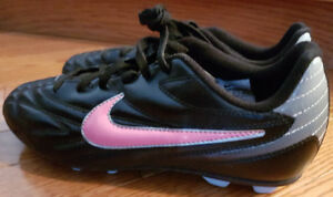 THREE PAIRS Brand NEW in Box - NIKE Soccer Cleats - Size 5