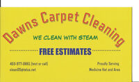 Dawns Carpet Cleaning