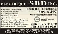 Service electrician 24/7