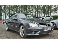 2009 Mercedes-Benz CLK 1.8 CLK200 KOMPRESSOR SPORT 2d 181 BHP Convertible Petrol