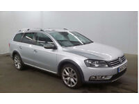 Volkswagen Passat 2.0TDI ( 140PS ) BlueMotion Tech 2012MY Alltrack 4MOTION